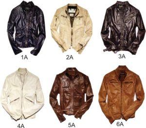 Chaqueta de Cuero - Classy Leathers