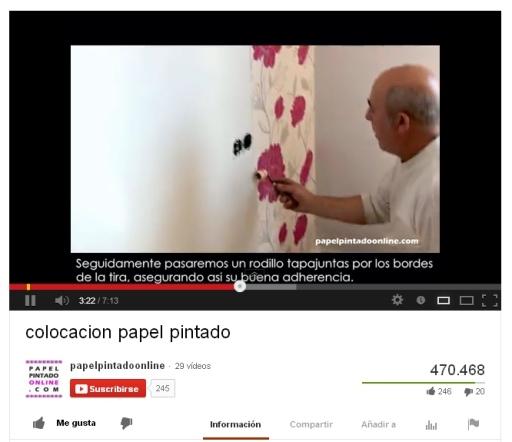 colocar papel pintado